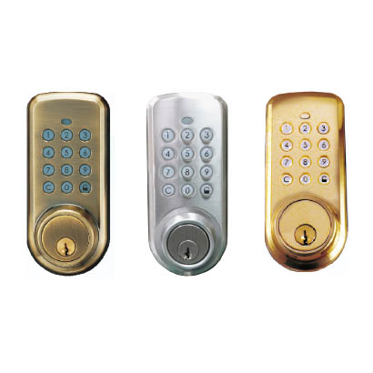 electronic deadbolt lock electronic deadbolt lock